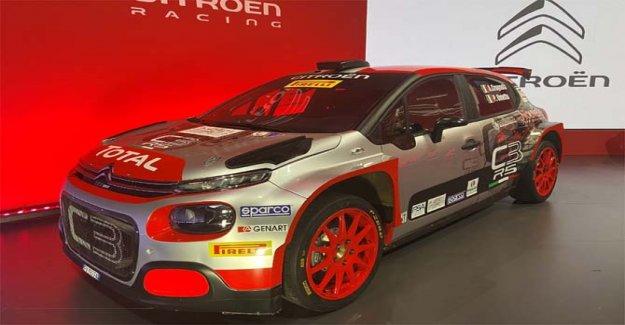 Citroën es apuntar alto: el asalto de la Cir 2020