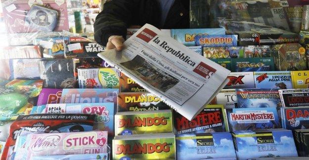 Coronavirus, Gioia Tauro, también, los quioscos de prensa cerrado por una ordenanza de la alcaldía
