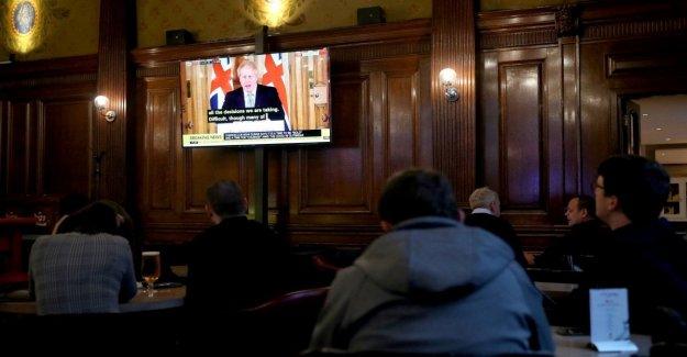 Coronavirus, Johnson advierte: Para que el Reino Unido el peor desafío económico desde la guerra