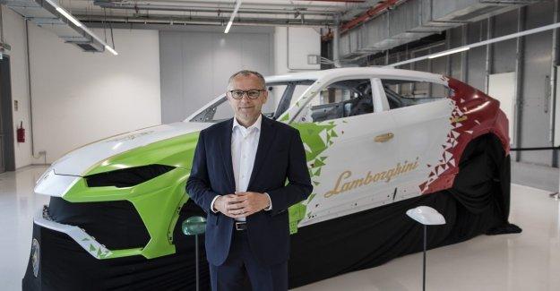 Coronavirus, Lamborghini se cierra la fábrica de Sant'agata Bolognese