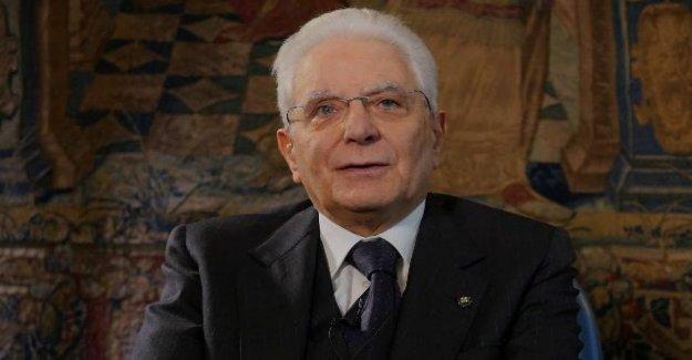 Coronavirus, Mattarella: la Confianza en Italia, vamos a por la emergencia. Observar las instrucciones del gobierno contra la infección