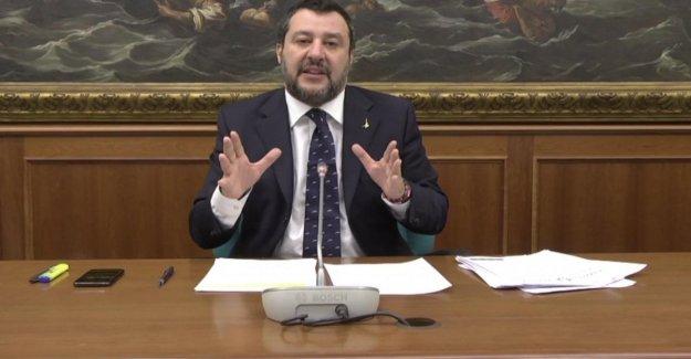 Coronavirus, Salvini moderado tonos: Queremos ser de colaboración, pero sin cerrar los ojos