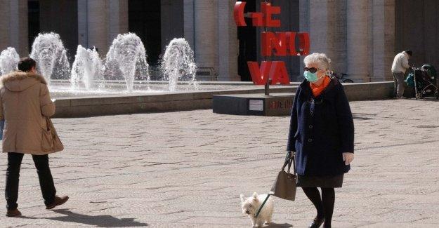 Coronavirus, el estudio de la Cnr: el 21% de los italianos no estuvieron de acuerdo sobre la eficacia de las medidas