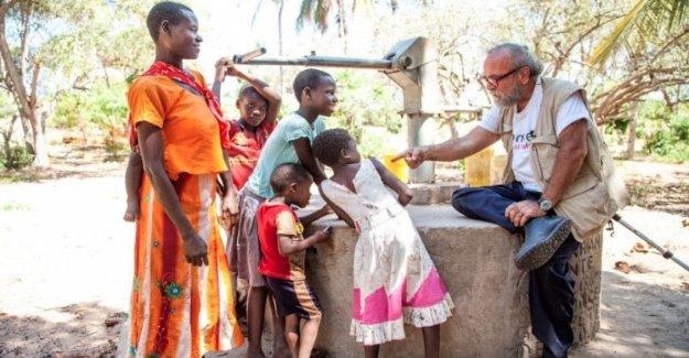 Coronavirus, el miedo de África. Giobbe Covatta (Amref): No, el virus no deben recibir. No hay suficientes instalaciones