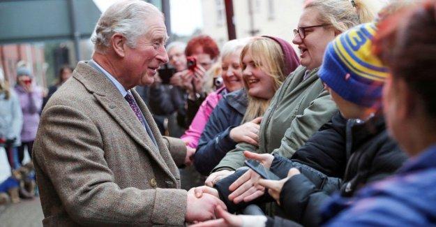 Coronavirus, el príncipe Carlos de Inglaterra positivo en la prueba de