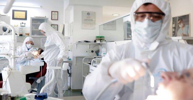 Coronavirus, en la U. s. en la vía-en-las pruebas en humanos de una vacuna