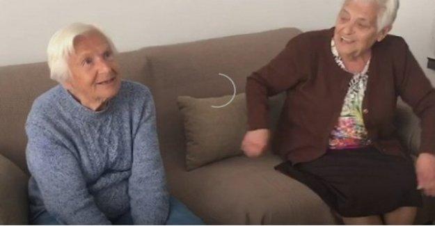 Coronavirus, hermanas nonagenarios bloqueado en España: larga vida a Grecia, larga vida a todos, pero vamos a volver