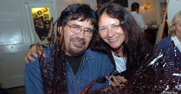 Coronavirus, infectados, Luis Sepúlveda y su esposa, la escritora en el hospital en España