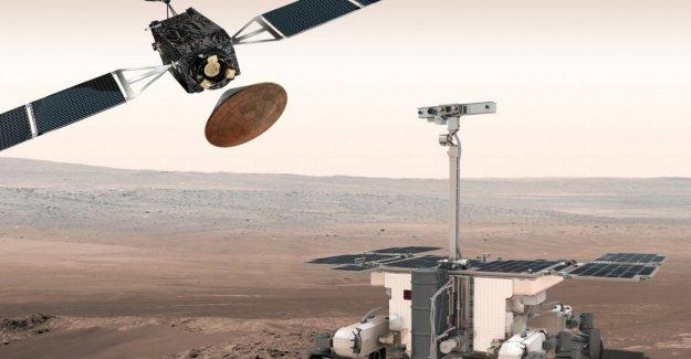 Coronavirus: pospuesto para el 2022 misión ruso-europea Mars