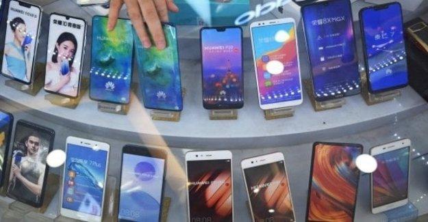 Coronavirus, se derrumba el mercado mundial de smartphones: -38%