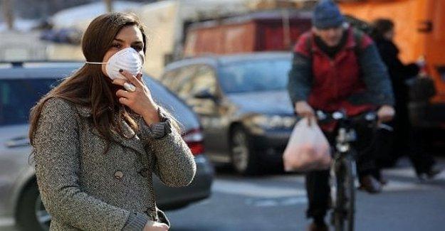 Coronavirus, studio: el vínculo con el smog que no está probado