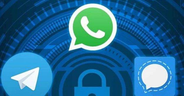 De la señal, Telegram y WhatsApp: lo mejor y lo peor de la app de chat
