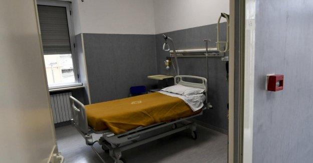 Desde 2008 a 2018 1.8% de las camas en los hospitales