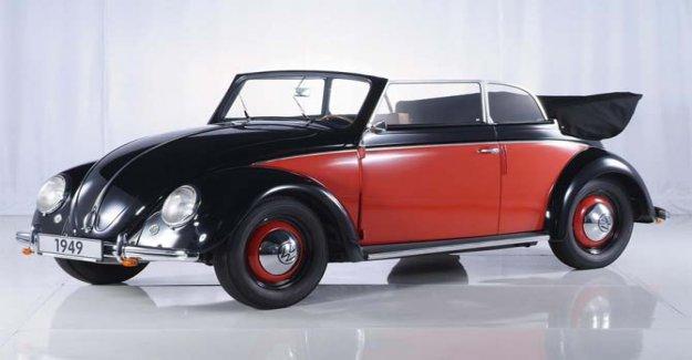El Karmann historia, desde el Escarabajo para el T-Roc Cabriolet