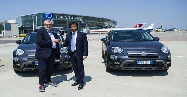 El parque de coches de más y más weblog Fca a aeropuerto de Turín