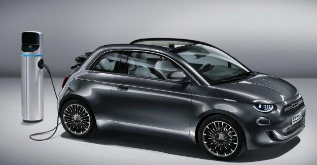 El punto de inflexión de la verde Fiat: Viene el 500 eléctrico