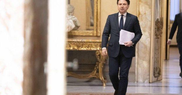 Encuesta: Pd crecimiento de la Aleación, el Conde líder más querido por el 51% de los italianos