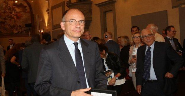 Enrico Letta: Coronavirus desafío para las democracias. No hay necesidad de unidad en el País