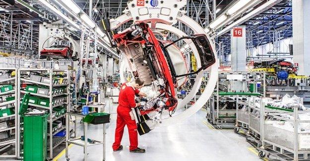 Ferrari escribió a los empleados, y continúa: la fábrica no se detiene. Podemos hacerlo