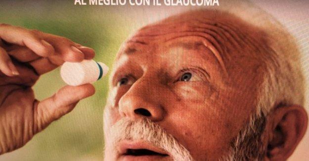 Glaucoma de chequeo de la vista, de 40 años para diagnosticar a tiempo