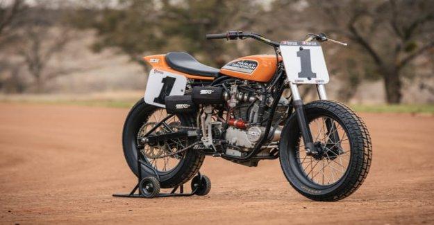Harley-Davidson, de la celebración de los 50 años de la XR750