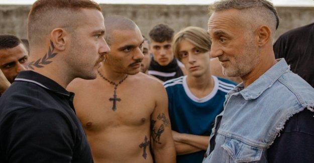 Hoy en Netflix llega 'Ultras', la película sobre los fans de la napolitana con la música de Liberados