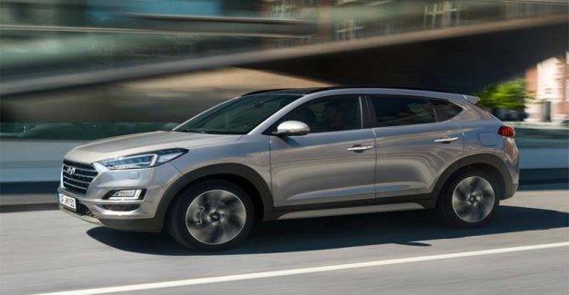 Hyundai Tucson, ahora también disponible en el XLine