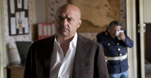 Il commissario Montalbano está de vuelta en la televisión con un perdidas amarillo 'anormal': 'la protección de la red'