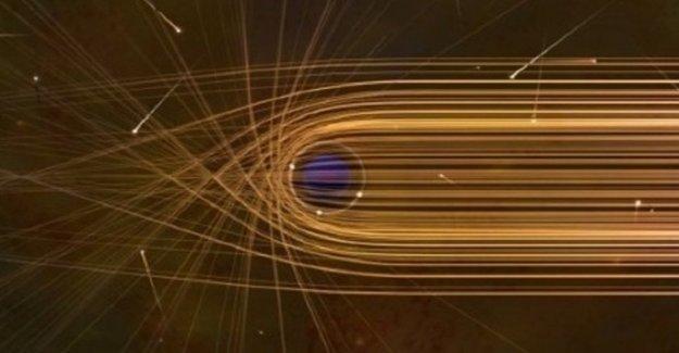 Infinitas anillos de luz alrededor de los agujeros negros: el descubrimiento de la imagen de M87