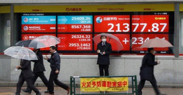 Japón, el declive en el mercado sin fin