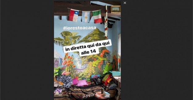 Jovanotti, #iorestoacasa: Nos vemos en Instagram para estar un poco juntos
