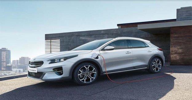 Kia XCeed y Sportswagon, ahora también tiene un Plug-In Híbrido
