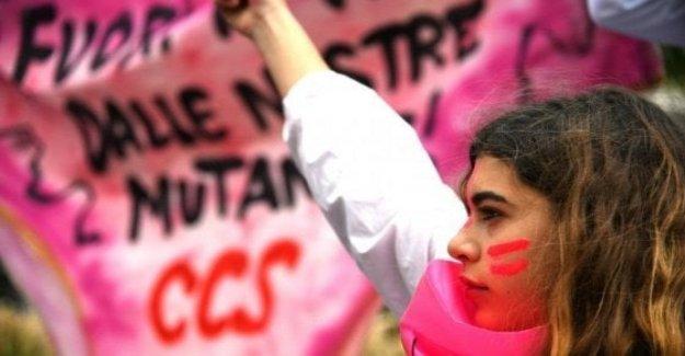 La fiesta de la mujer, el Coronavirus no se detiene en el 8 de marzo de