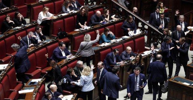 La habitación, el comité de finanzas: Raffaele Trano (M5s), fue elegido con los votos de la centro-derecha