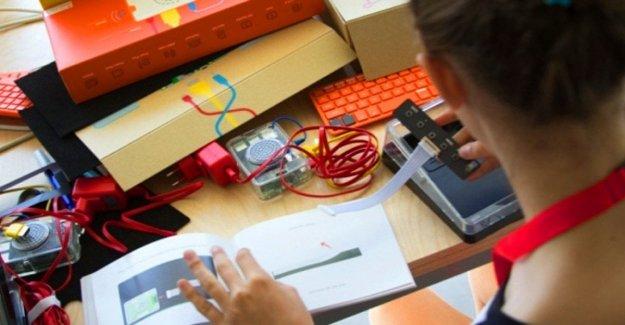 La larga lista de los sueños de las escuelas: Una clase de tecnología? Me gustaría que así...