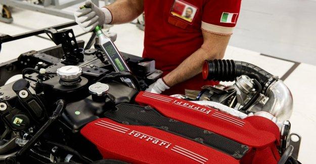 La nueva decisión de Ferrari: vamos a Dejar todo por la serenidad de los trabajadores