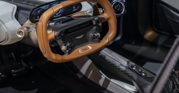 La revolución, Aston Martin, por lo que el V12: el motor más potente jamás de la casa de inglés será un pequeño V6