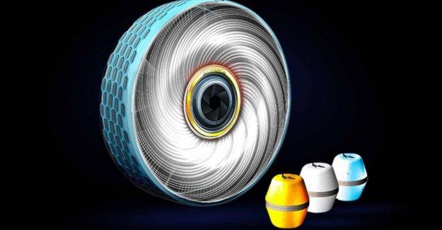 La revolución en el mundo de los neumáticos: los neumáticos Goodyear eCharge