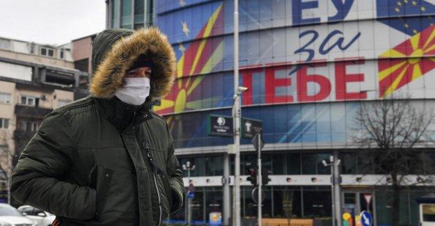 La unión europea, el camino abierto a las negociaciones para Albania y Macedonia, en el Norte