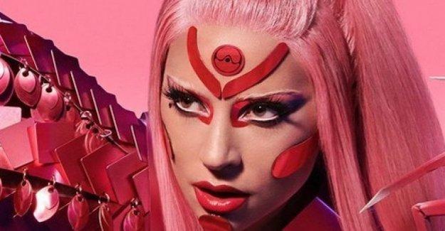 Lady Gaga, el nuevo álbum es 'Chromatica'