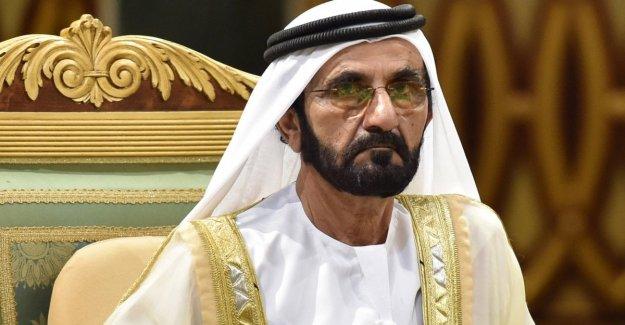 Londres, las alegaciones de que el jeque de Dubai: ¿le secuestran a sus hijas.