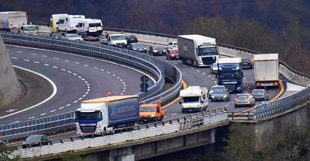 Los accidentes de tráfico: el eCall privado supera la prueba