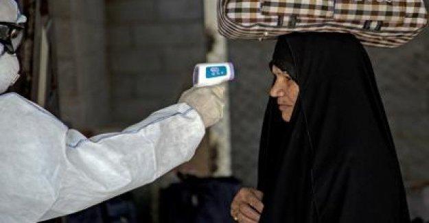 Los estados UNIDOS de Embargo contra Irán, con el virus de la unilateralidad de Washington contra Teherán se convierte en la inhumanidad