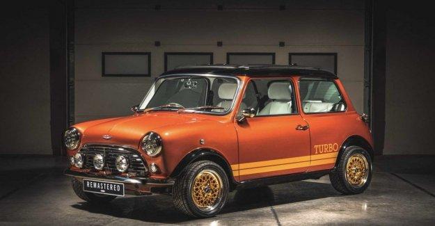 Más de 100 mil euros para el Mini, el más elegante del mundo