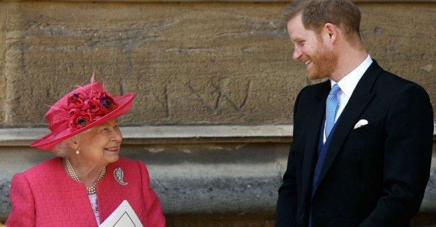 Megxit, la cumbre del castillo entre Harry y la Reina: siempre vas a ser bienvenido, si quieres volver