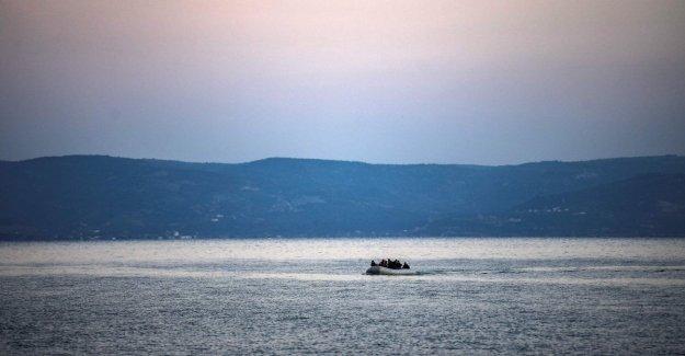 Migrantes: muere el niño en un intento de aterrizaje en Lesvos