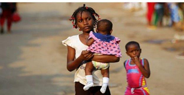 Niño novias, cada año 12 millones de niñas se casan como los adolescentes, y 4 millones de sufrir mutilación genital femenina