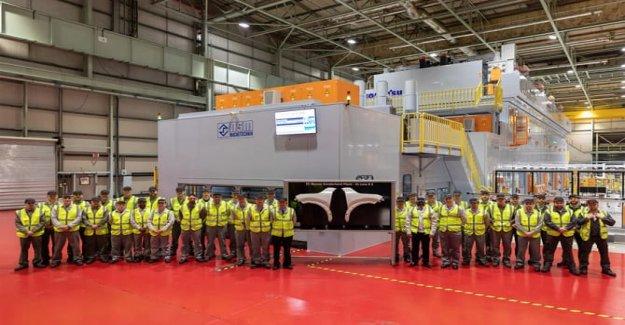 Nissan, la revolución en la fábrica de Sunderland