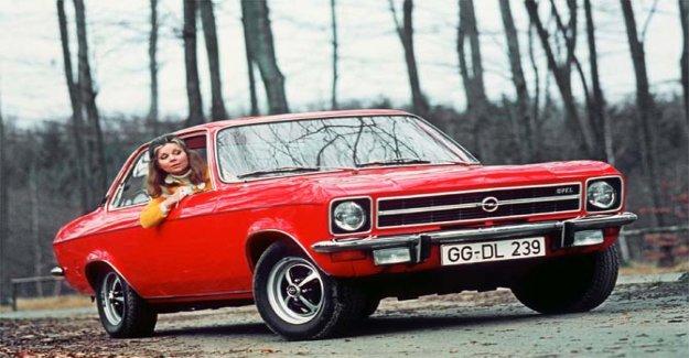 Opel celebra 50 años de Ascona
