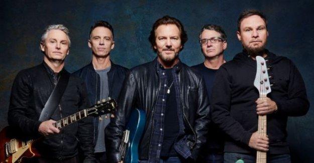 Pearl Jam, aquí es 'giga-toneladas, el nuevo álbum que se sumerge en el pasado para mirar hacia el futuro